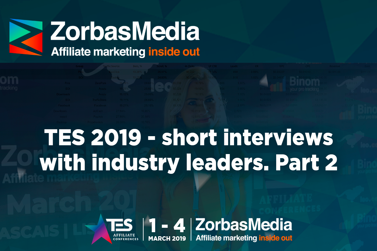TES 2019: short interviews with industry leaders  Part 2