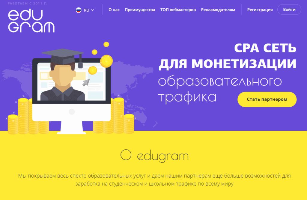 About Edugram