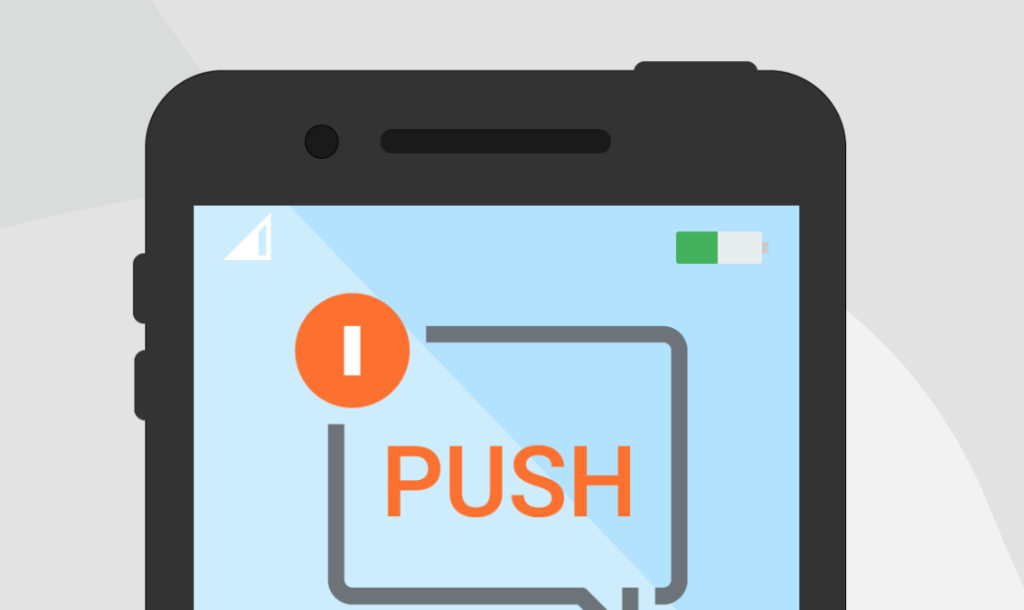 About push notifications