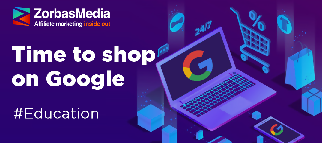 Time to shop on Google